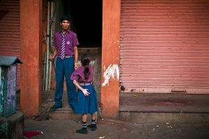 Students of India 6 by alijabbar