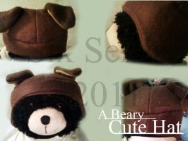 A Beary Cute Hat by Noleetida