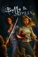 Buffy and Cordelia by lisica596
