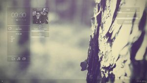 Rainmeter Concept by FFra