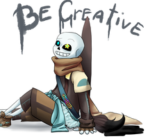Ink Sans by Shinachi