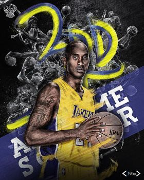 Kobe 3rd Scorer of All Time Design by tmaclabi
