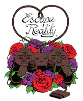 Escape Reality by H0lyhandgrenade