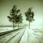 blizzard.. by BrokenLens