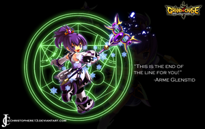Arme of Grand Chase by Christophere13
