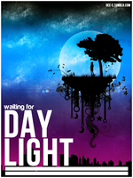 Waiting for daylight by divzz