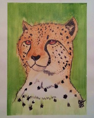 Cheetah Green by jelikattebayo