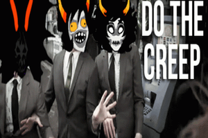 Do ThE cReEp :O) by TheBloodInk