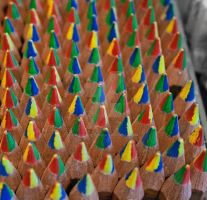 Pencils by cw-art-photography