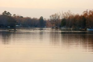 Winter on the Lake by andrewsgirl123