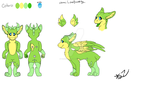 Limeburray ref by thesonadowfamily