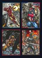 Ironman Cap Wolverine Ares by caananwhite