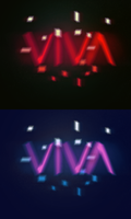 VIVA logo by DarkInkPROJECT