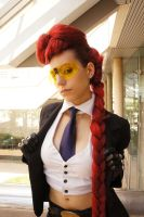 Crimson Viper by LordliCosplay