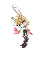 Marytha The Rabbit by X-A-K