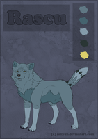 Character Sheet no. 10_Rascu (Remake-1) by Sally-Ce