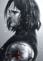 The Winter Soldier by jyongyi