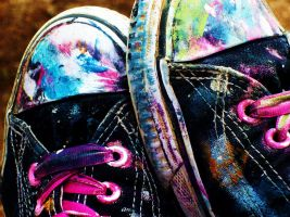Epic shoes of Epicness by ResidentEvilGirl13