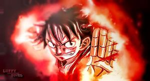 Luffy Signature by BakaDesigns