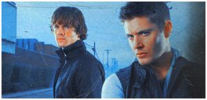 SPN - Sam and Dean 2 by gaspaholic