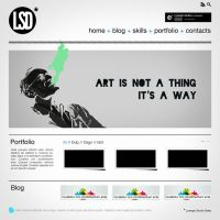 LSD new design concpet by lysergicstudio