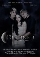 House of Night Destined Zoey Stark Aurox by zvunche