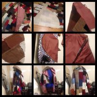 Patchwork Cloak by AngryPlainJane