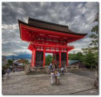 Kiyomizu-dera 2 by dragonslayero