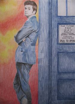 The Doctor by Gin85