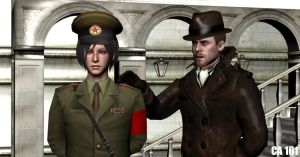 Welcome to the KGB by CharonA101