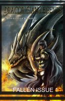 Fallen Issue 1 cover a by Brollonks