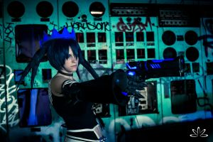 Black Rock Shooter Beast by vensii