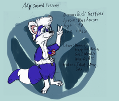 Meine Second Fursone Ihave2 by MrRacoon