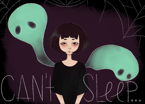 Can't Sleep by Estherella