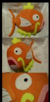 Magikarp Pillow by Sexual-Pancake