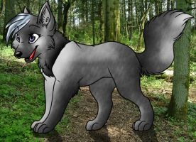 CombuskensFlame Colouring by Fionacat