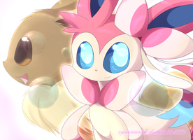 Sylveon by ZymonasYH