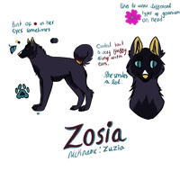 Zosia by magerights