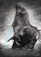 Star Wars Episode VII Drawing by Bajan-Art