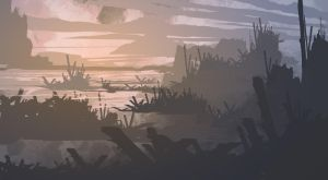 EnvironmentSketch113 by thevilbrain