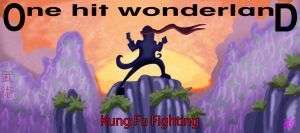 OHW- Kung Fu Fighting by TheButterfly