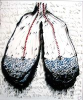 Self Portrait: Lungs by pandracchio