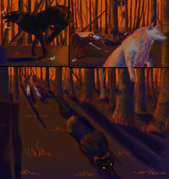 Shadow Walkers Comic Page 2 by Shade-of-the-Night