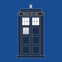 Tardis T-Shirt by ClockworkHeartComple
