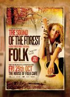 Folk Poster Template Vol. 2 by IndieGround