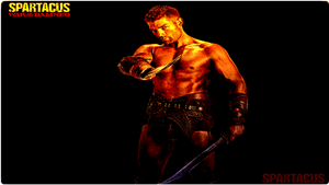 Spartacus- War of the Damned  1 by dirkdigler311