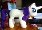 Rarity by Brokenangelr
