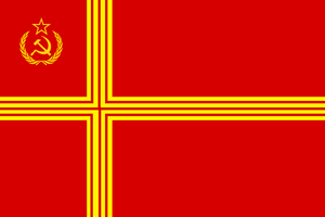 Flag of Post Cold War USSR by catsfriend12
