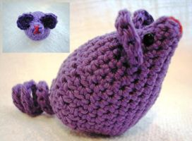 Little Mouse by Grey-Wolf-86