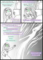 Dreams of a Young Child pg. 3 by KingMonster